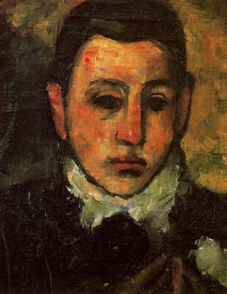 Self-Portrait at the Age of Nine, 1928 - Arshile Gorky