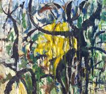 Untitled Landscape, Woodstock (No.414) - Arthur Pinajian