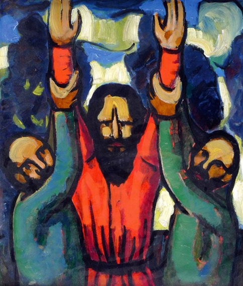 Eliyahu - Arthur Segal