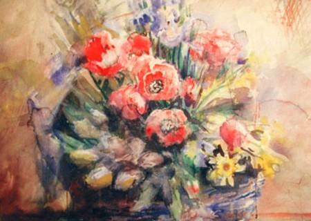Flowers, 1956 - Асгримур Йонссон