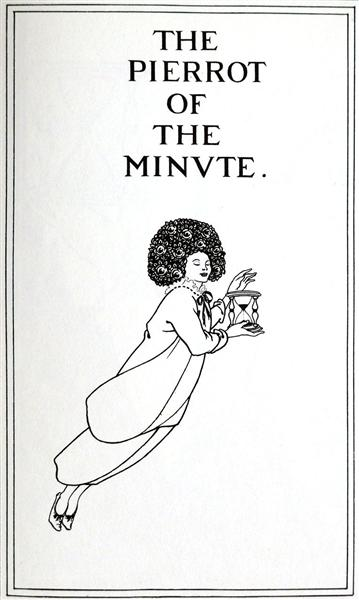 Front Cover, 1897 - Aubrey Beardsley