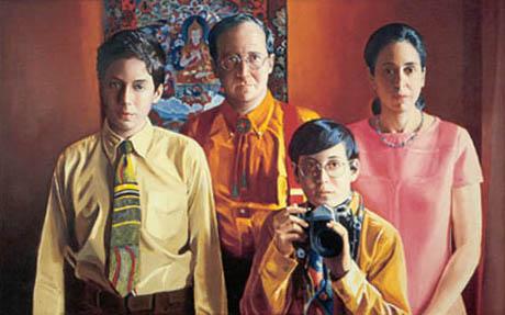 Farb Family Portrait, 1970 - Audrey Flack