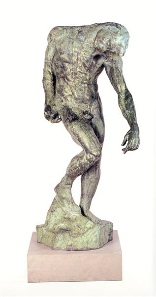 The Shade 1880 Auguste Rodin Wikiart Org