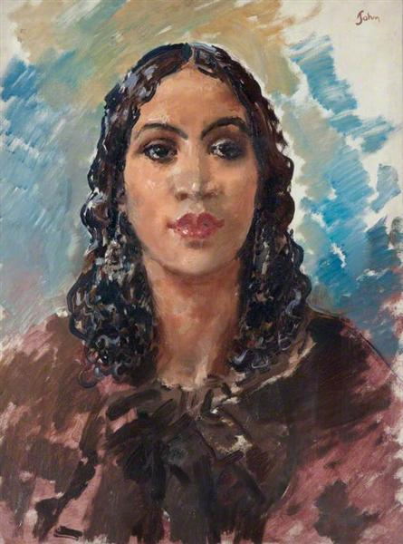 A West Indian Girl, 1940 - Augustus John