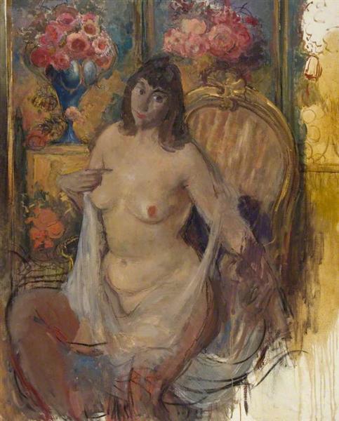 Zoe Hicks, 1958 - Augustus John
