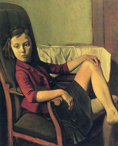 Thérèse - Balthus