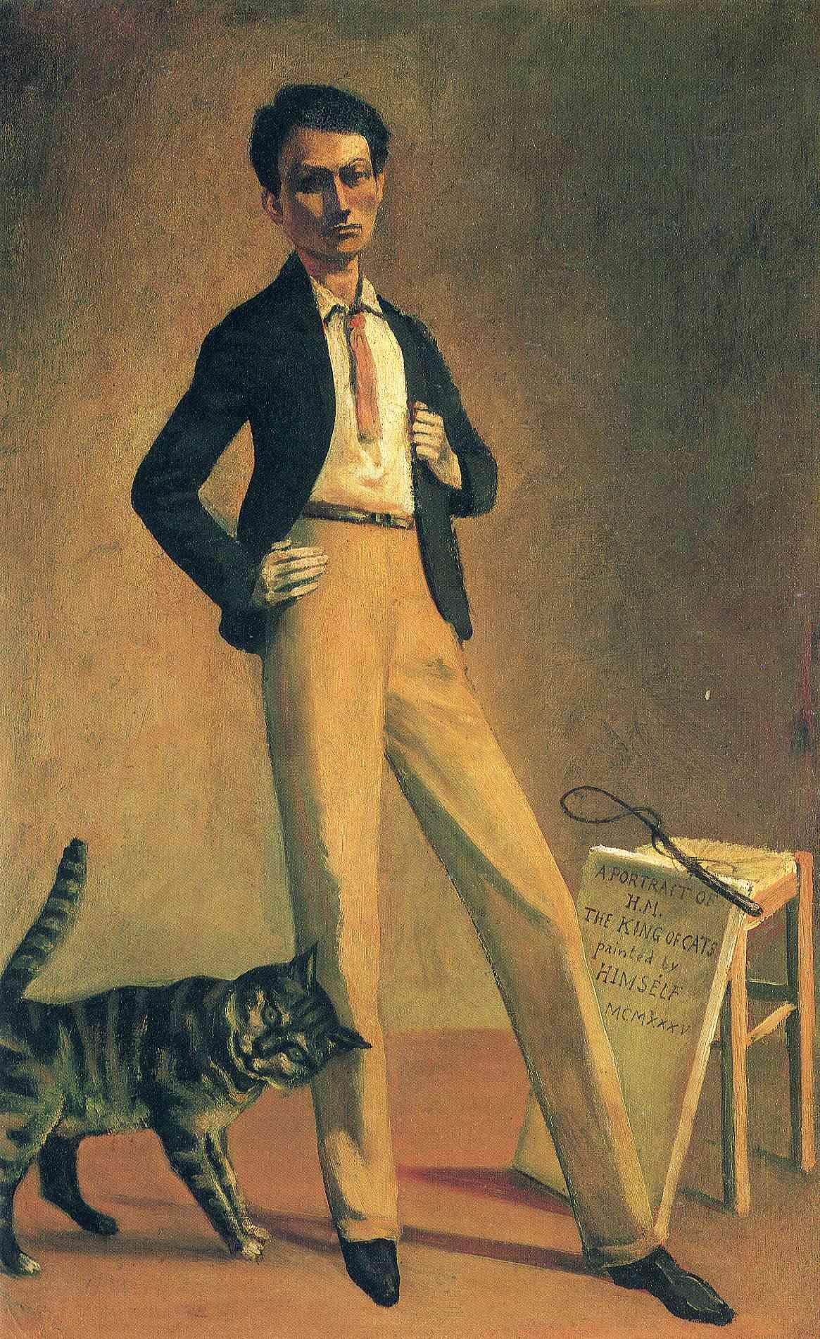 balthus cat - photo #4