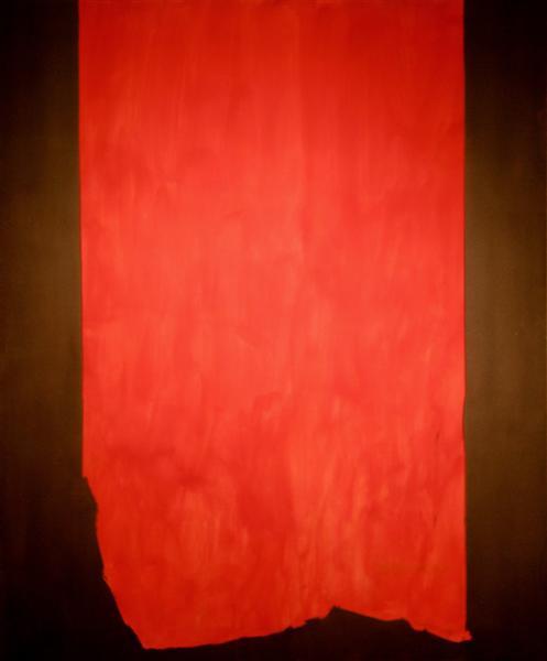 Achilles, 1952 - Barnett Newman