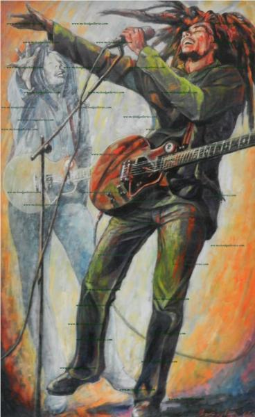 Bob Marley - Barrington Watson