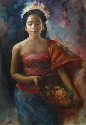 Javanese Girl - Басукі Абдуллах