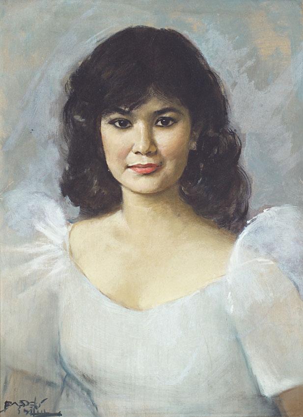 Potret Wanita