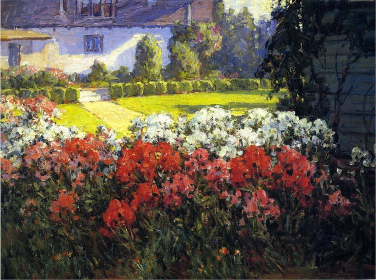 Joyous Garden - Бенджамін Браун