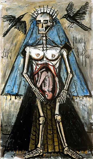 La Mort #5, 1999 - Bernard Buffet