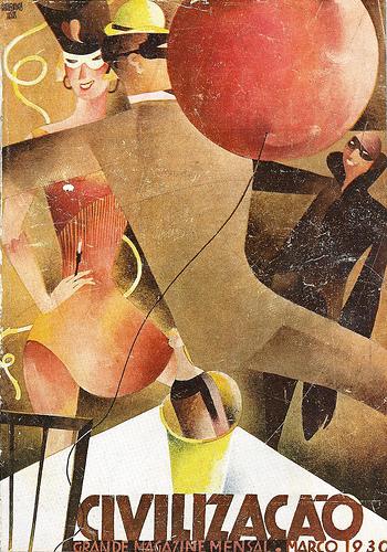 Civilização, No. 21, 1930 - Bernardo Marques