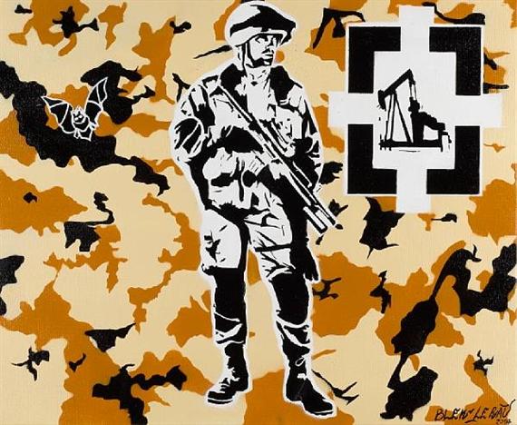 Desert Storm, 2007 - Блек ле Рат