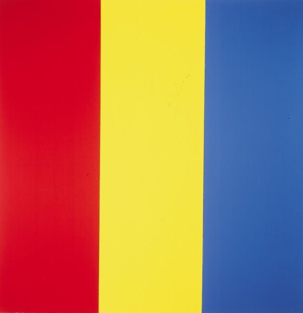 red yellow blue painting no 1 brice marden wikiart. Black Bedroom Furniture Sets. Home Design Ideas