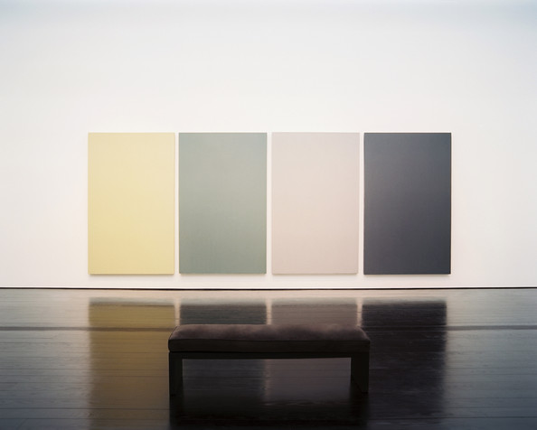 The Seasons - Brice Marden
