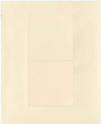 Untitled, 1971 - Brice Marden