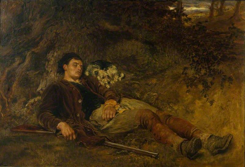 Companions in Misfortune, 1883