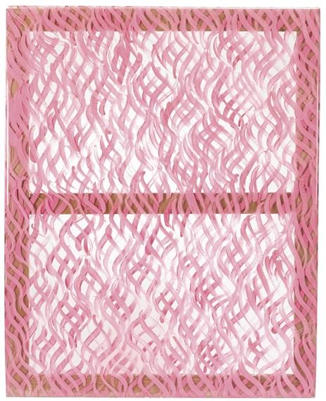 Segni rosa, 1967 - Carla Accardi