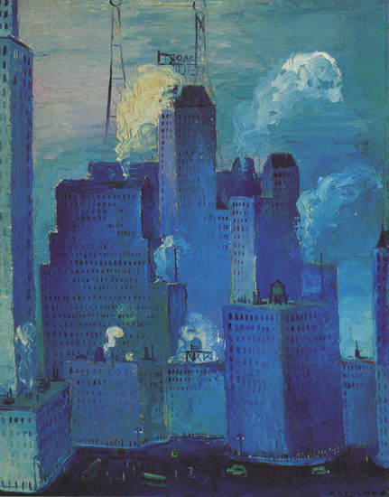Nocturnal – New York, 1940 - Carlos Botelho