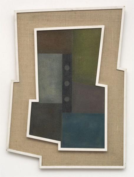 Peinture Madi, 1946 - Carmelo Arden Quin