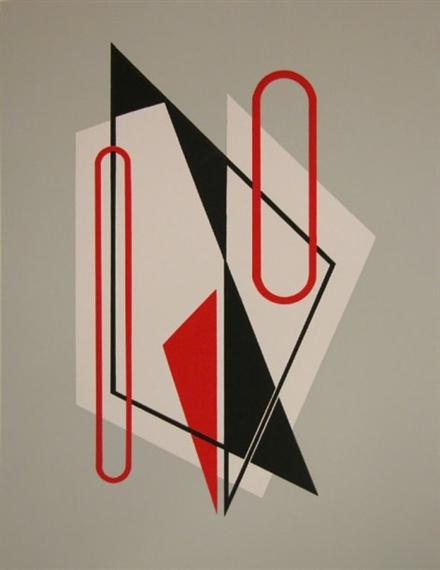 Composition, 1974 - Cesar Domela