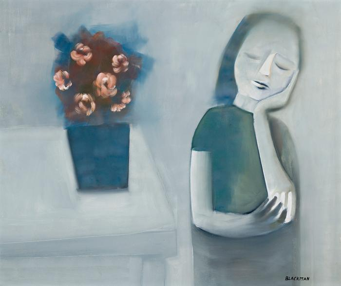 Room at Twilight, 1963 - Charles Blackman