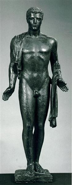 Apollon, 1937 - Charles Despiau