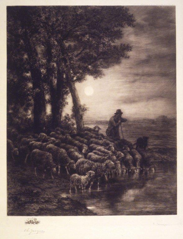 Moonlight, 1890