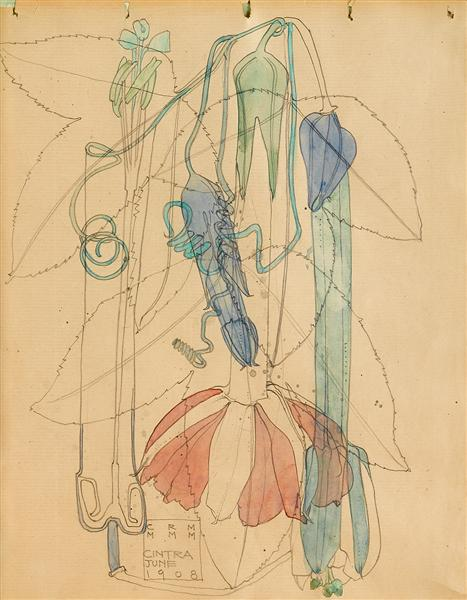 Cintra - Charles Rennie Mackintosh