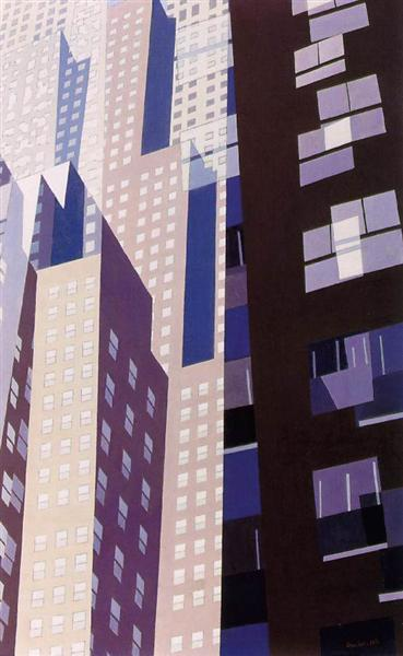 Windows - Charles Sheeler