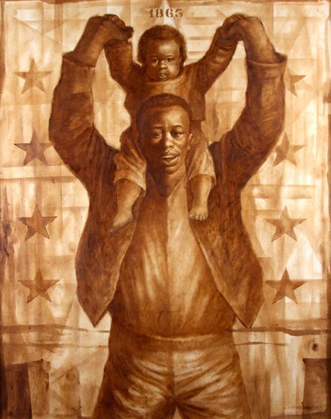 Shaping of Black America - Charles Wilbert White