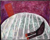 The Oval Room - Christian Boltanski