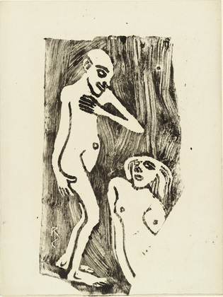 In Love (Verliebt), 1912