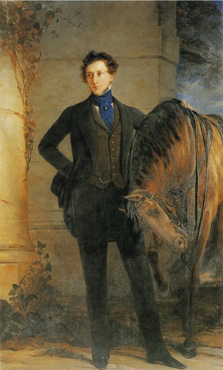 Vladimir Orlov-Davydov, 1840