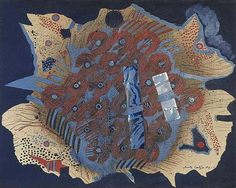 Tubular Series I, 1973 - Christo Coetzee
