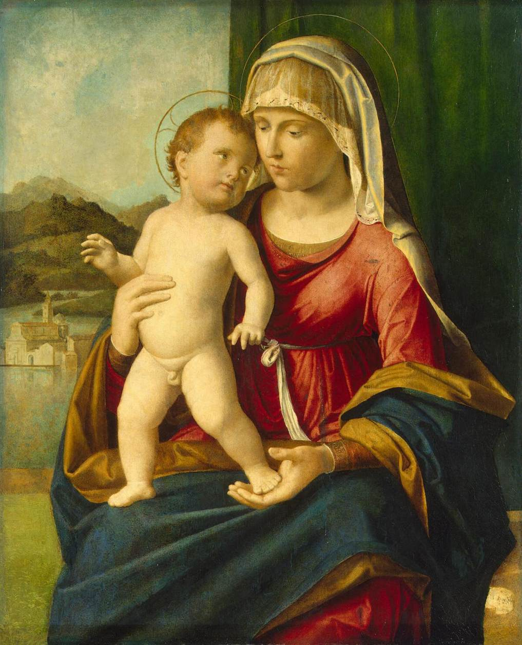 Madonna and Child, 1497