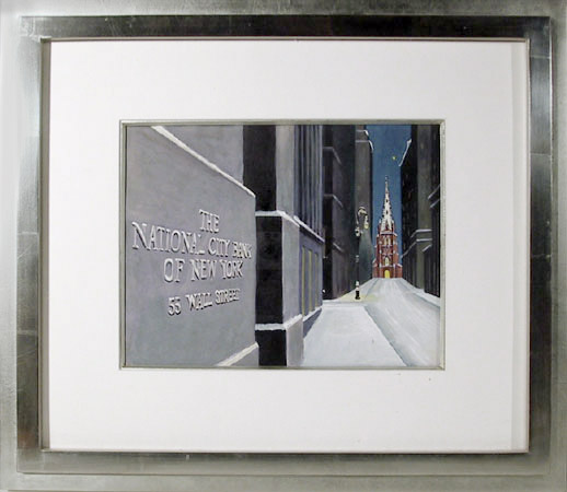 1st National Bank, 1950 - Clarence Holbrook Carter