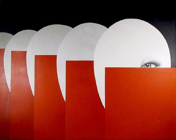 Untitled, 1967 - Clarence Holbrook Carter