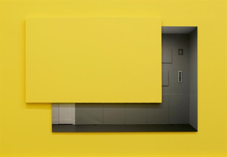 dé-finition/méthode #506: la photographie n'est que l'ombre de la peinture - Claude Rutault