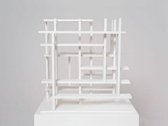 Petite sculpture blanche, 1960 - Клод Тусіньян