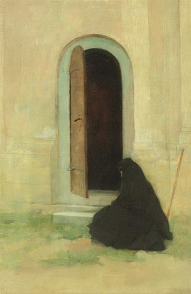 Waiting - Constantin Artachino