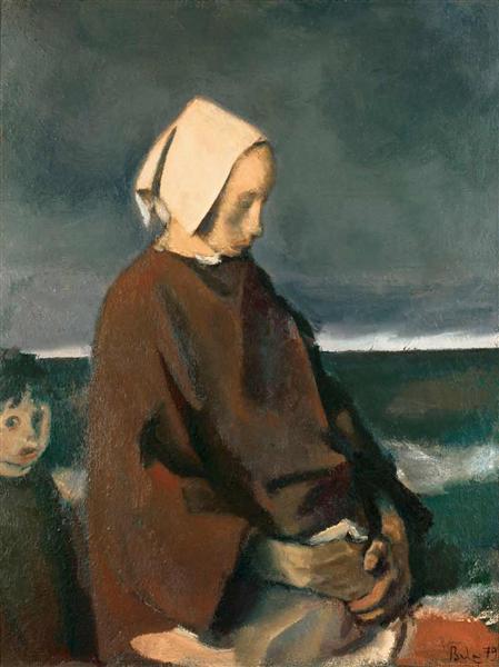 Maternity, 1979 - Corneliu Baba