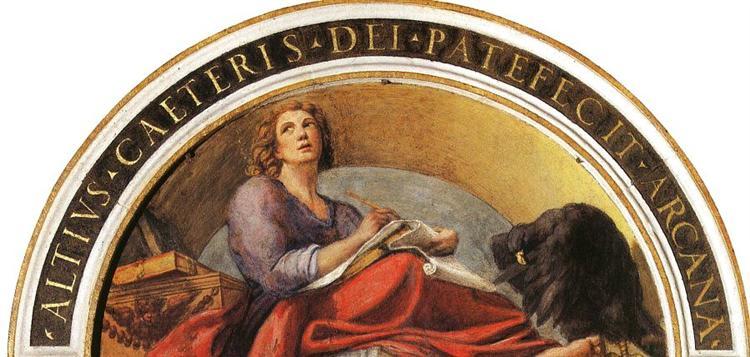 St. John the Evangelist - Correggio