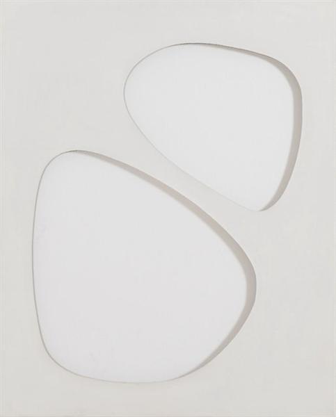 Volume bianco, 1959 - Dadamaino