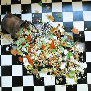 Poubelle (Palimdromic Dinner), 1961 - Daniel Spoerri