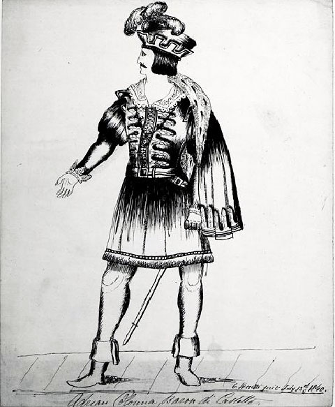 Cousturier, 1840