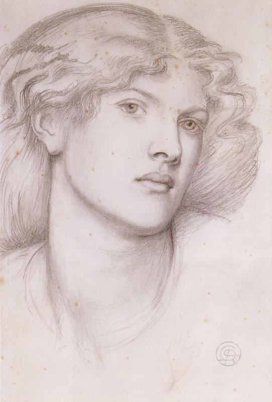 Fanny Cornforth, 1865