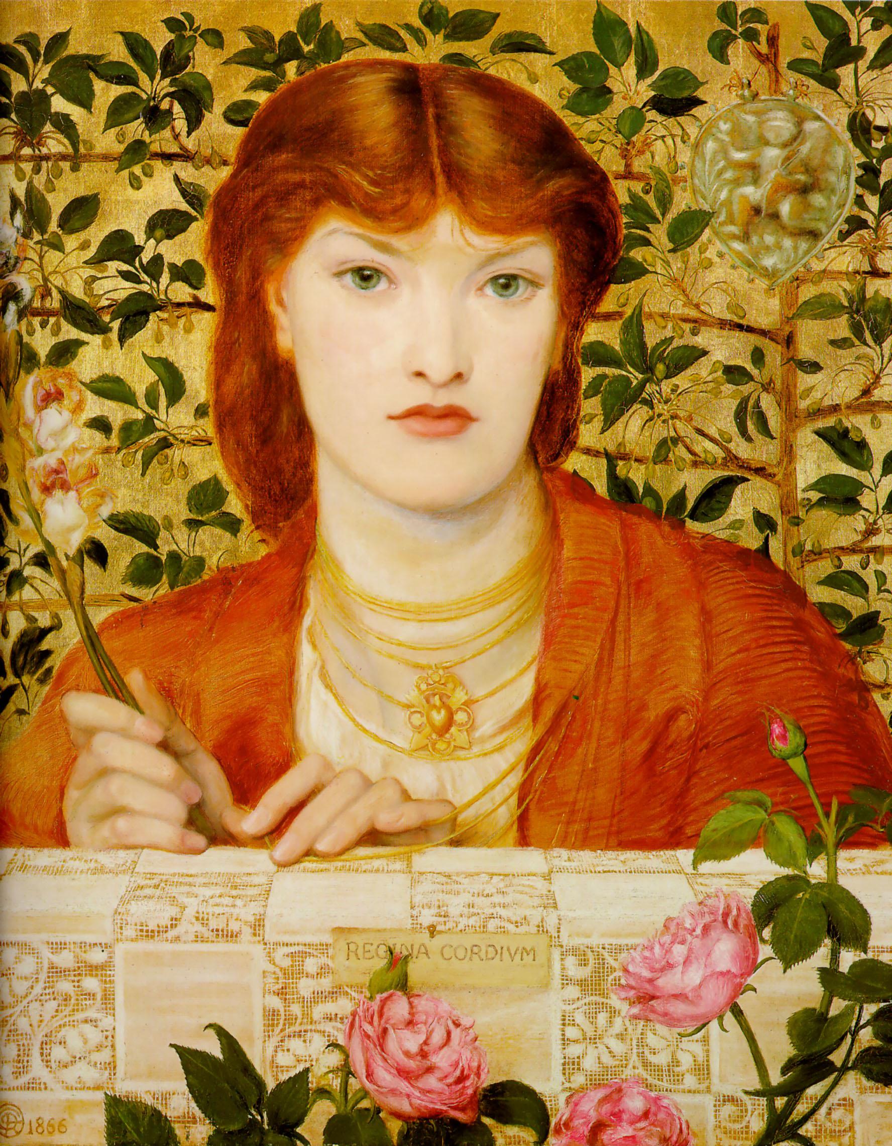 Regina Cordium: Alice Wilding, 1866
